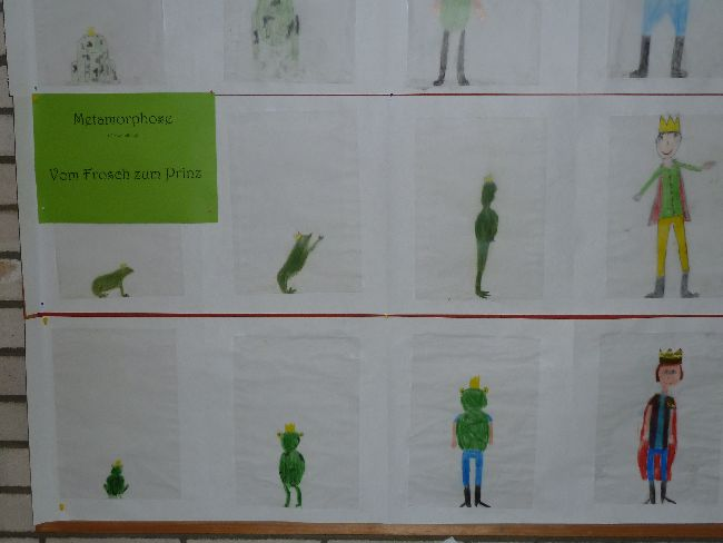 thema märchen grundschule
